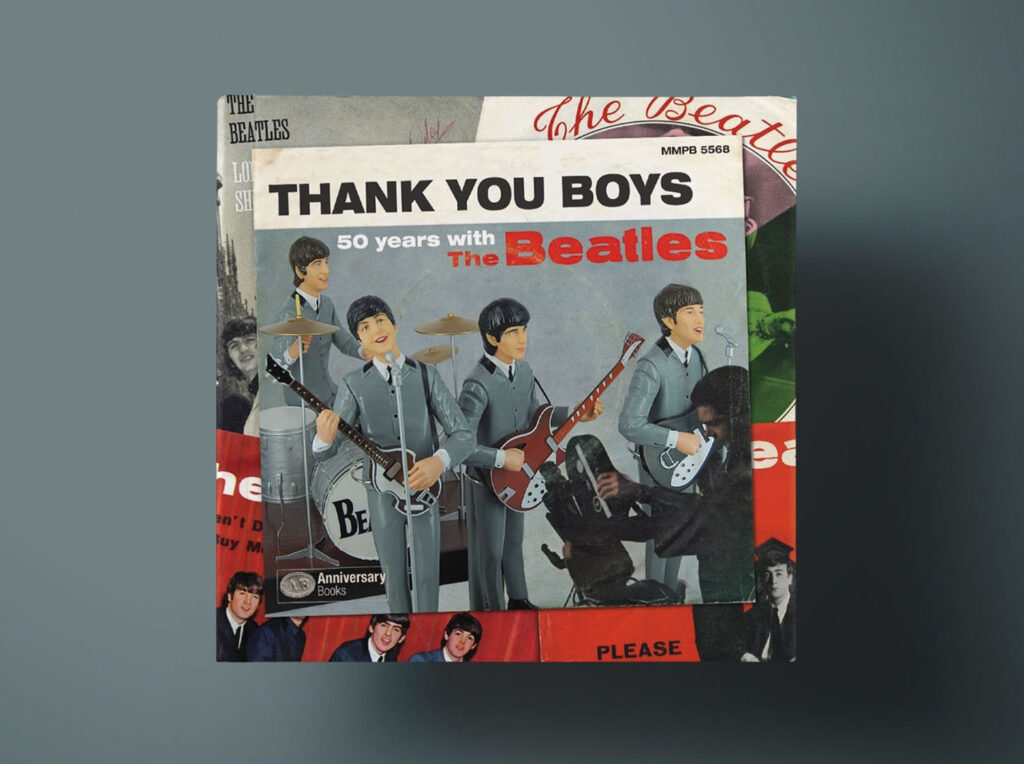 Thank You Boys Beatles