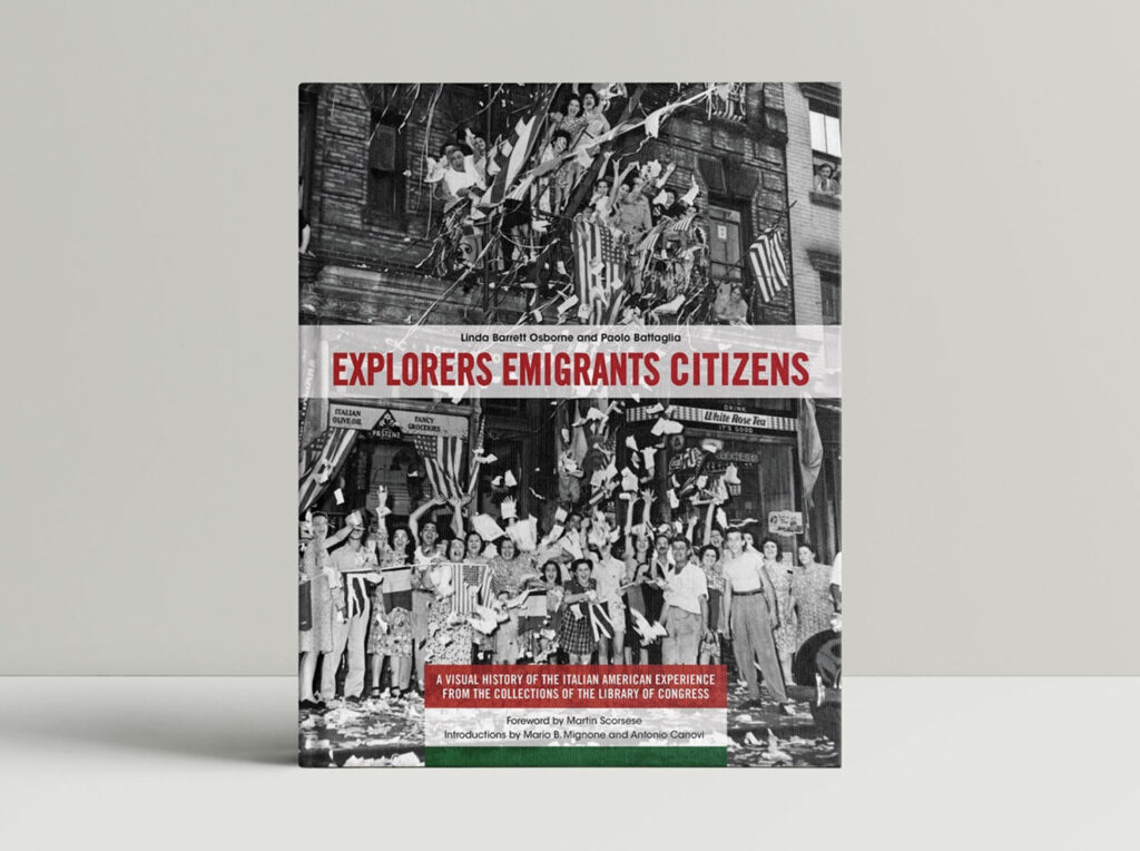 Explorers Emigrants CItizens - Italian Americans